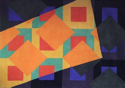 ROUGEMONT Guy de (1935).  Lumiere d'angle....