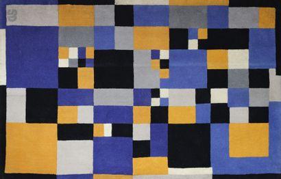 DELAUNAY Sonia - TERK (1885-1979)  Carrés...