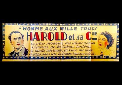 HAROLD ET SA Cie.