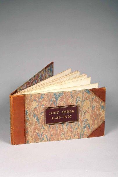 [Chasse]. AMMAN (Jost, 1539-1591). Suite...
