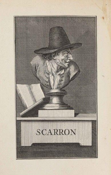 SCARRON (Paul). Le roman comique. Édition...