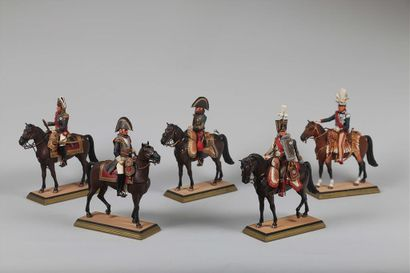FOUILLÉ, Premier Empire, Général Junot, colonel...