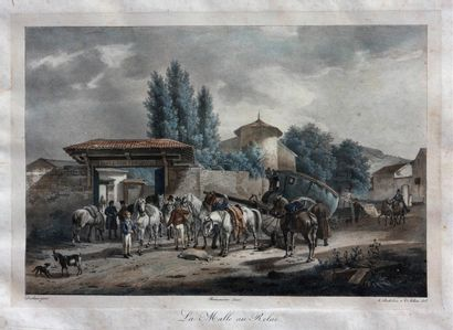 Victor-Jean ADAM et Louis-Philippe-Alphonse...