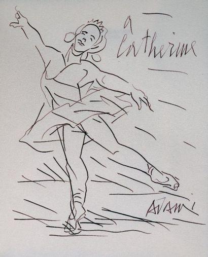 ADAMI (Valerio). Dessiner. La gomme et les...