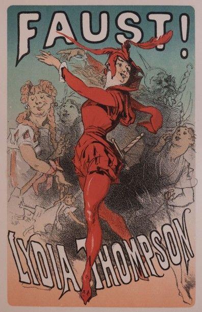 [Les Affiches Illustrées]. MAINDRON (Ernest)....