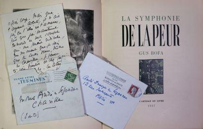 BOFA (Gus). La symphonie de la peur. Paris,...
