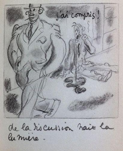 BOFA (Gus). Slogans. Paris, Librairie des...