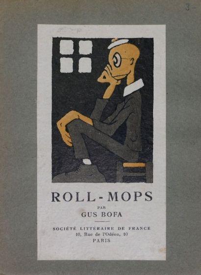 BOFA (Gus). Rollmops, le dieu assis. Paris,...