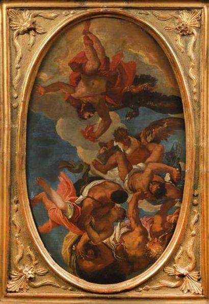 École VÉNITIENNE du XVIIe siècle, d'après...