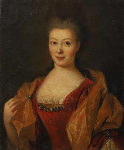 École FRANÇAISE vers 1720, entourage de Nicolas...