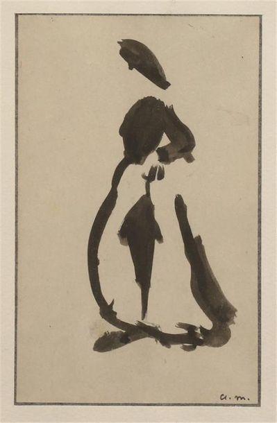Albert MARQUET (Bordeaux 1875 Paris 1947)....