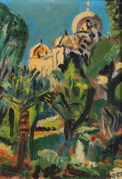 François DESNOYER (1894-1972). Alger, la...