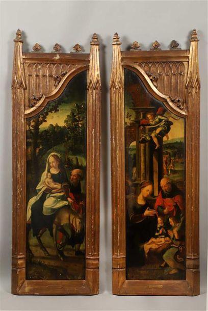 Ecole ANVERSOISE vers 1540, atelier de Pieter...