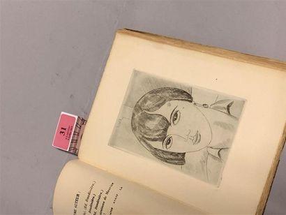 * ANTRAL. REUILLARD. La fille. Editions Baudinière,1927...