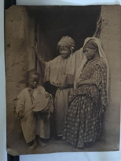 [Afrique] [Tunisie] [Photographie]. LEHNERT...