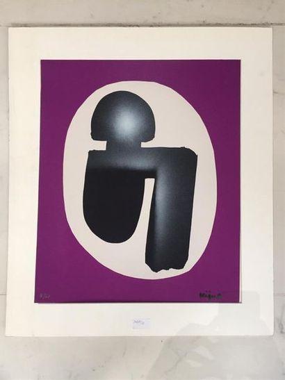 Ladislas KIJNO (1921-2012). Composition....