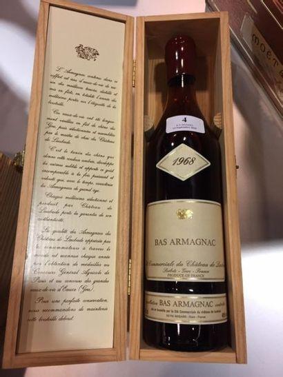 1 bouteille Bas Armagnac - Château de L'Aubade...