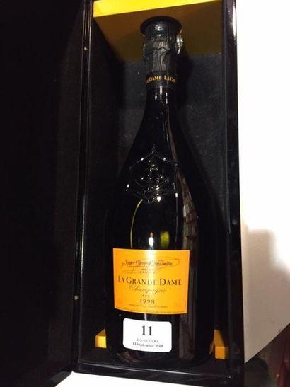 1 bouteille Champagne Veuve Clicquot La Grande...
