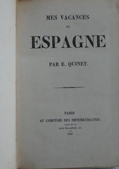 QUINET (E.).