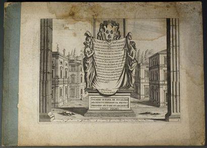 Architecture / FALDA (Giovanni Batista).-