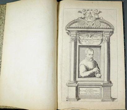 Architecture / VIGNOLE (Giacomo di Barozzio da Vignola, dit).