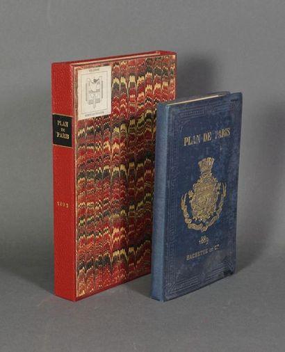 B. Plans de Paris 1) 1889- Plan de Paris...