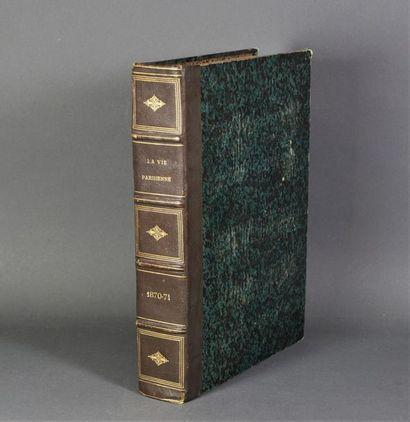 C. Revue. La Vie parisienne. 1863 à 1874...