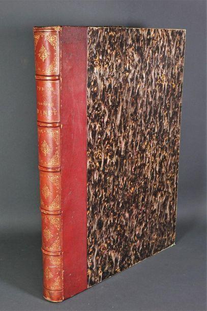 F. Pfnor. Monographie du château d'Anet....
