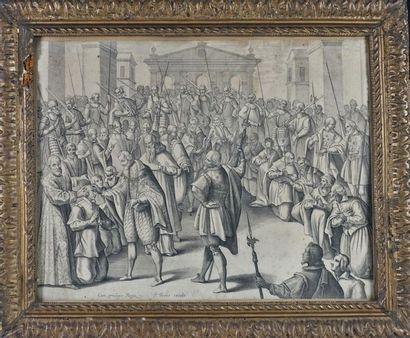 Firens Pierre I(vers 1636), graveur. Henri...