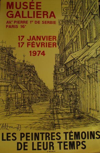 CARZOU Jean (1907-2000)