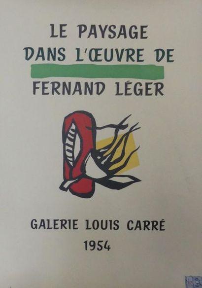 LÉGER Fernand (1881-1955)