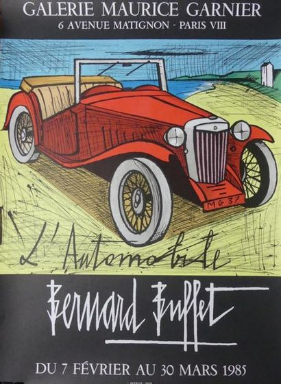 BUFFET Bernard (1928-1999)