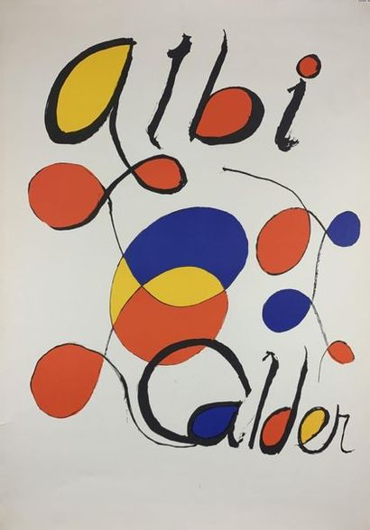CALDER Alexander (1898-1976)