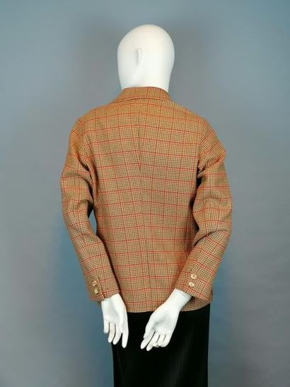 CELINE Veste de la maison CÉLINE en laine, des années 70, taille 36/38, très bon...