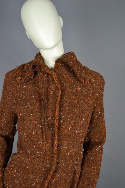 COMME DES GARCONS Veste JUNYA WATANABE Comme des Garcons , en laine des années 80/90,...