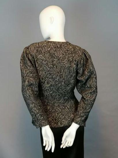 G.RECH Veste Synonyme de G.RECH des années 80 en laine, taille 38/40. Très bon é...