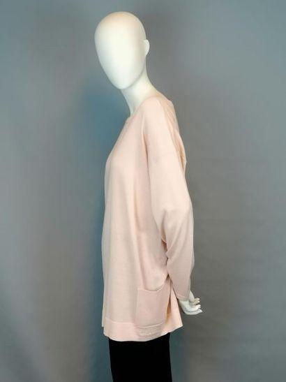 BALENCIAGA Pull BALENCIAGA Knits en laine et soie, des années 2000, oversize, excellent...