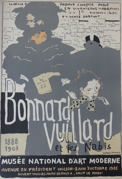 BONNARD (d'après)