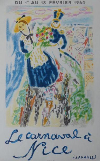 CAVAILLES Jules (1901-1977) (2 affiches)