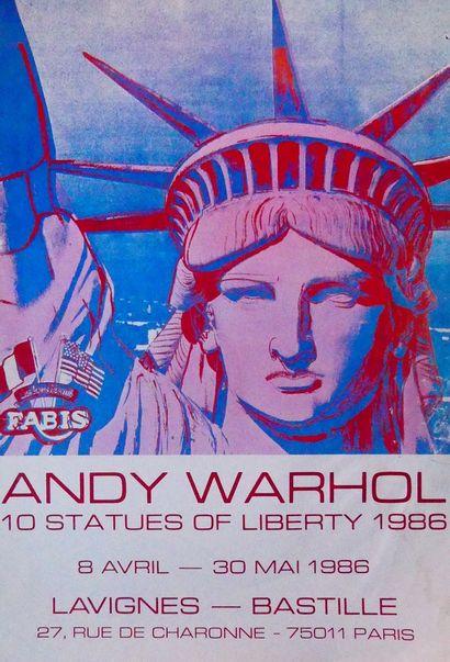 WARHOL Andy (1928-1987)