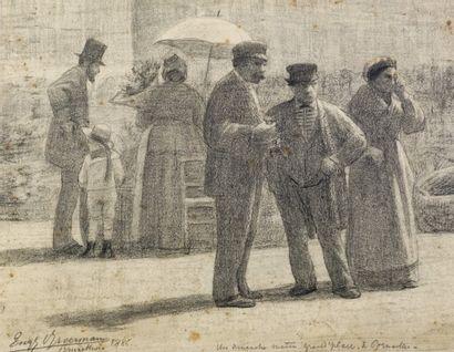 Eugène LAERMENS (1864 - 1940)