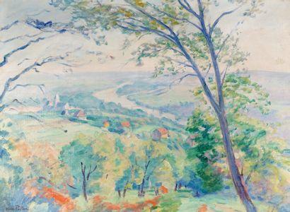Henri PAILLER (1876-1954)