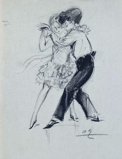 André GALLAND  (1886-1965)