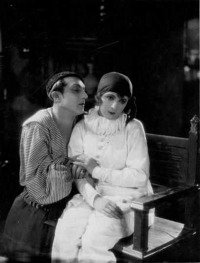 CASANOVA Ivan Mosjoukine et Suzanne Bianchetti, film muet d'Alexandre Volkoff, 1927....
