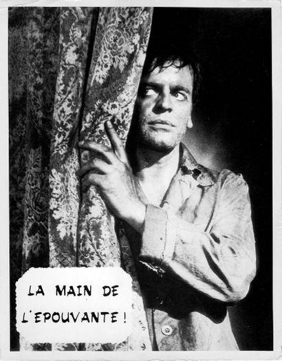 LA MAIN DE L'ÉPOUVANTE - DIE BLAUE HAND