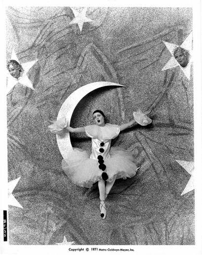 THE BOY FRIEND Twiggy, film musical de Ken Russell, 1971. Photographie de cinéma....