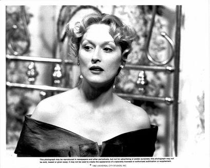 LE CHOIX DE SOPHIE - SOPHIE'S CHOICE Meryl Streep, film de Alan J. Pakula, 1982....