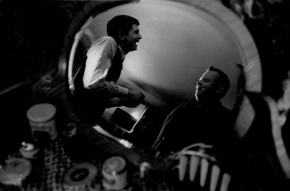 ORSON WELLES -  ANTHONY PERKINS
