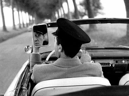 ALBERTO SORDI Film «Le Septième Ciel» de Raymond Bernard, 1958. Photographie de...