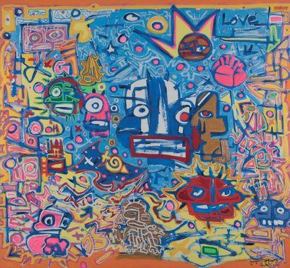 Georges MOQUAY né en 1970